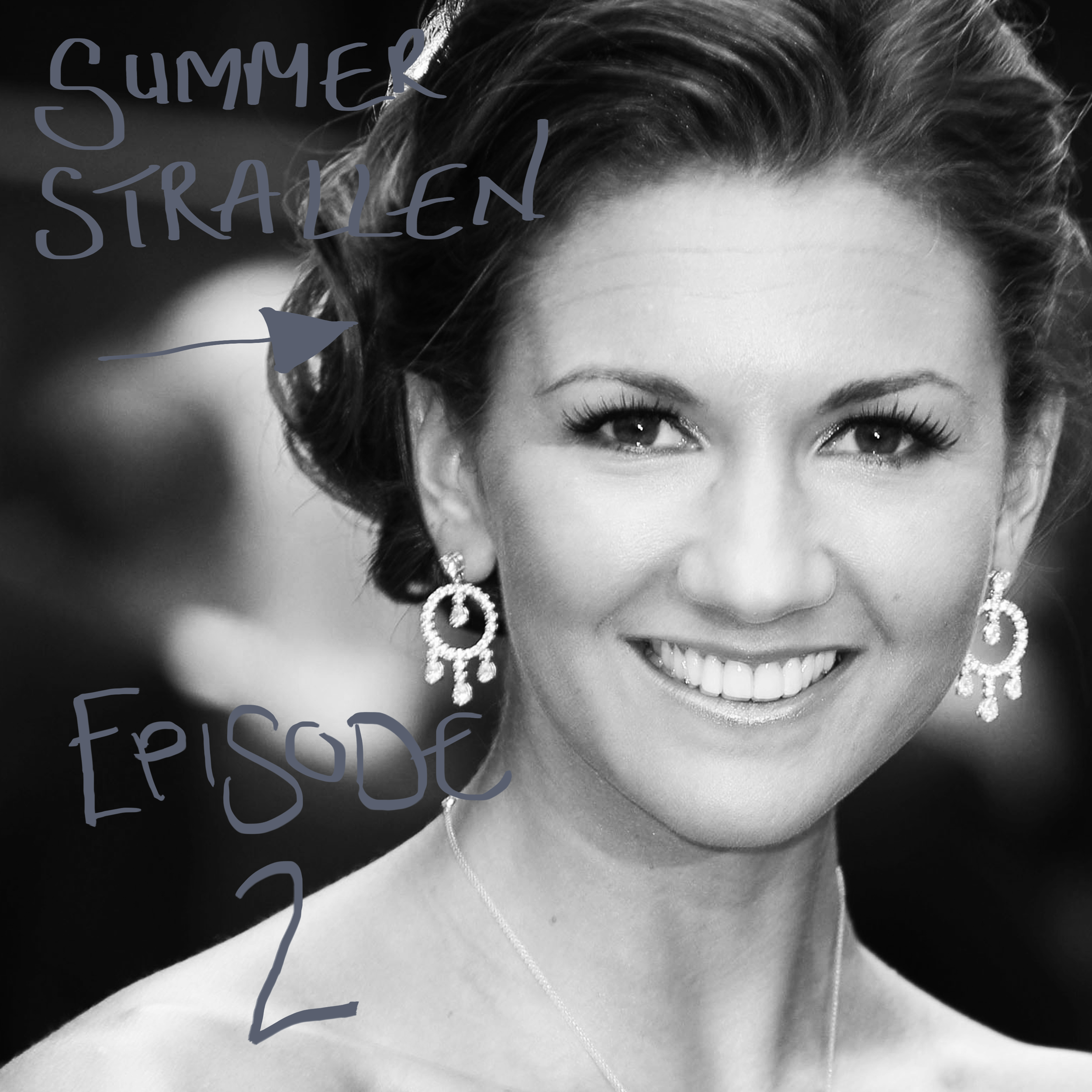 Episode #02 Summer Strallen
