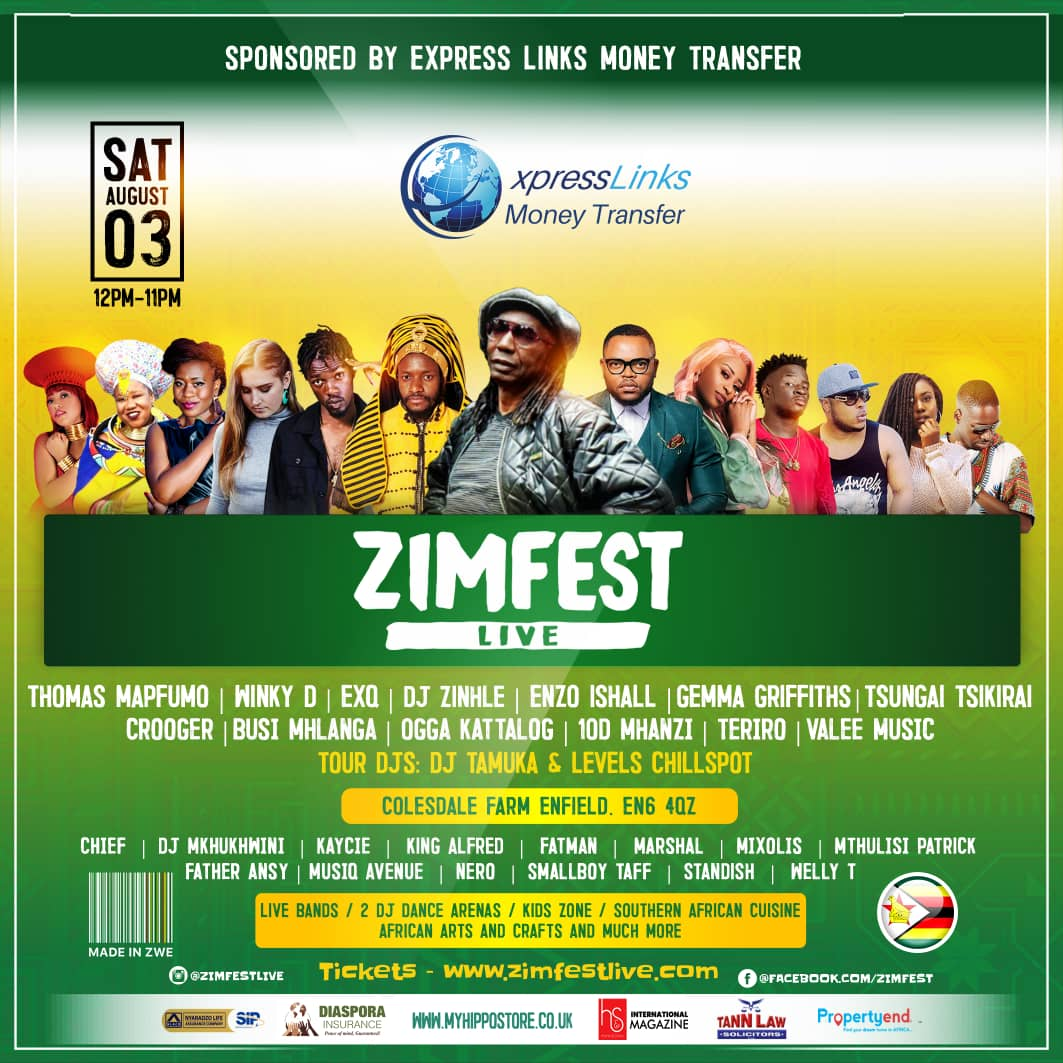 Zimfest Live 2019