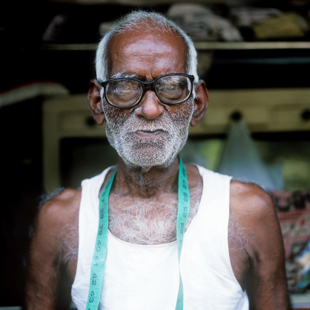 Portrait de Sundala, tailleur