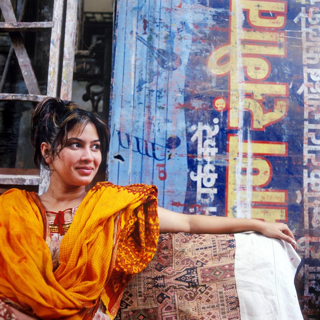 Jyoti, assistante chorégraphe à Bollywood