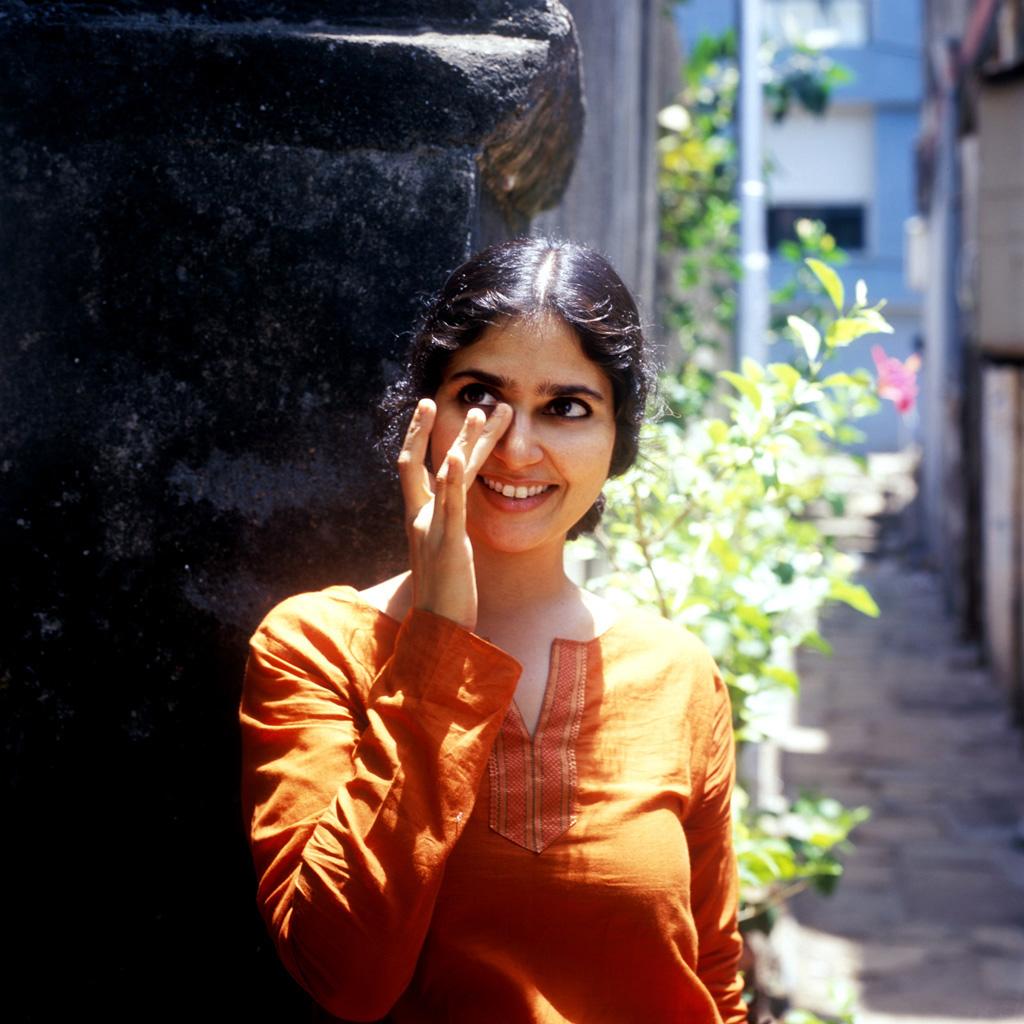 Gitanjali Rao, réalisatrice de dessins animés
