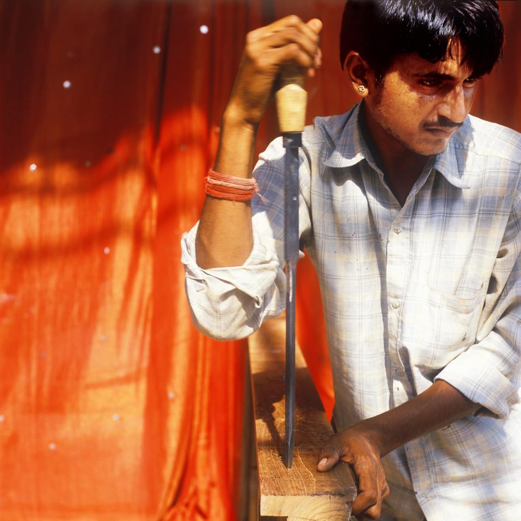 Hanuman charpentier à Bollywood