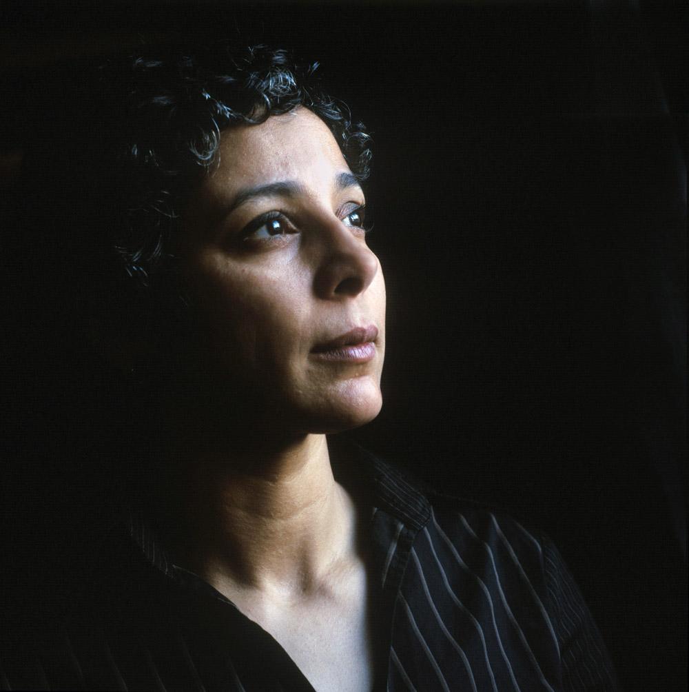 Fatiha Nacer, comédienne et metteuse en scène