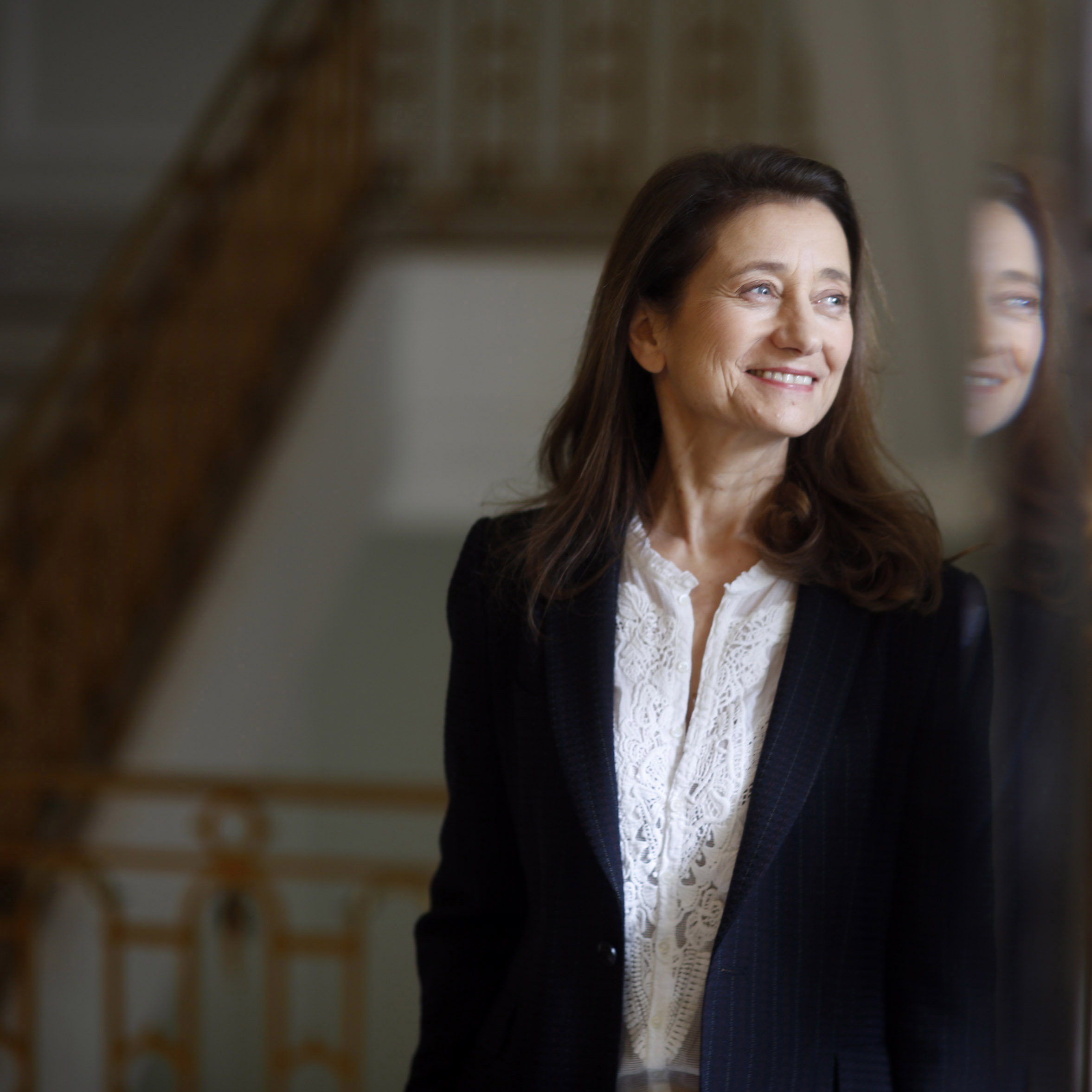 Caroline Sonrier, directrice de l'Opéra de Lille