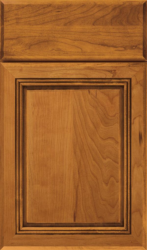 wood type: cherry    finish: wheatfield bronze