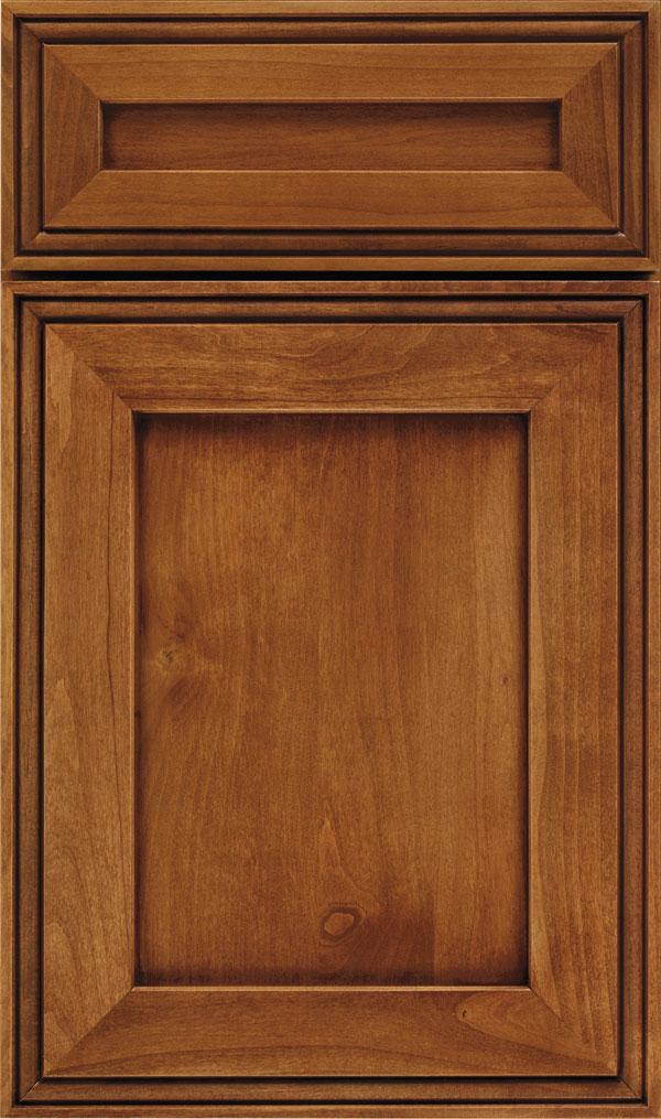wood type: alder    finish: coriander coffee