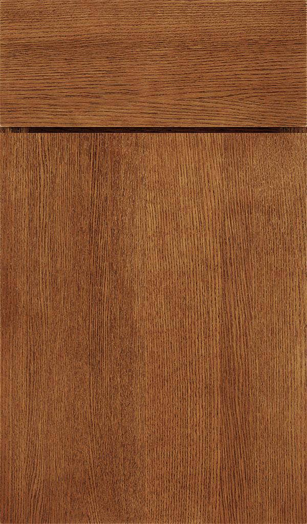 wood type: quartersawn oak    finish: suede