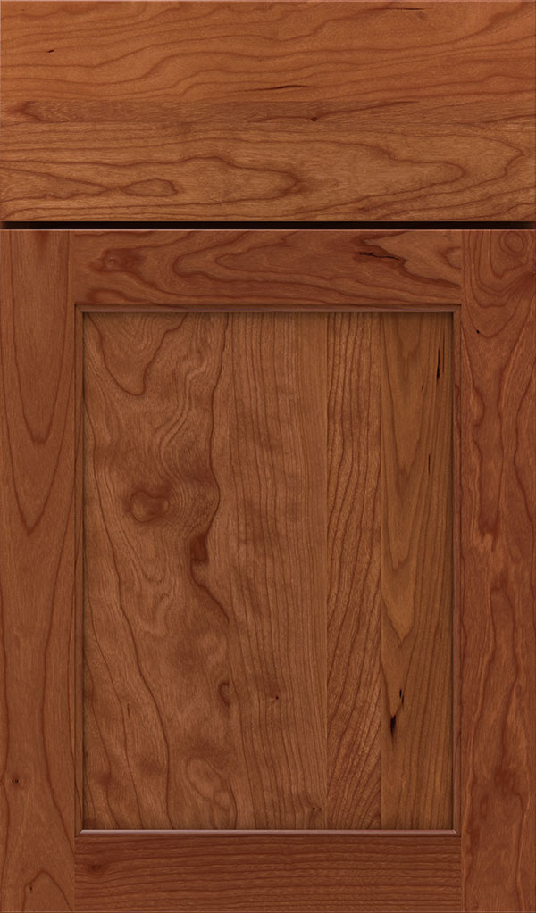 wood type: cherry    finish: brandywine coffee