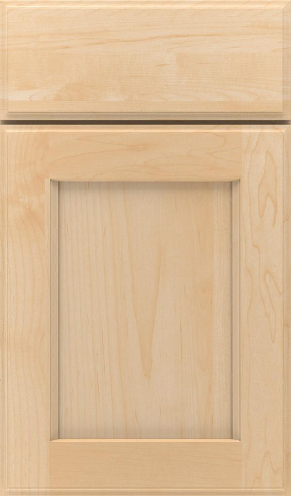 wood type: maple    finish: natural