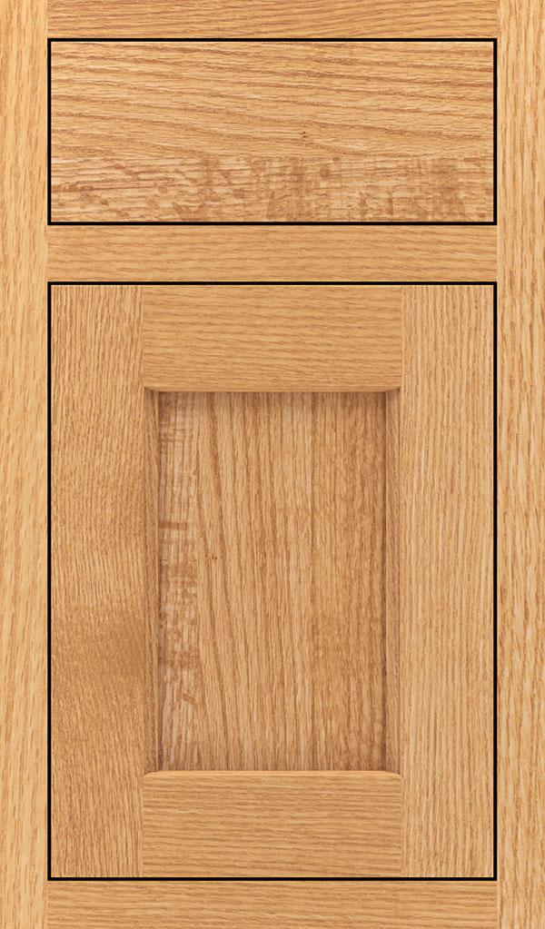 wood type: quartersawn oak    finish: natural