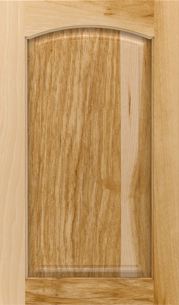 wood type: hickory    finish: natural