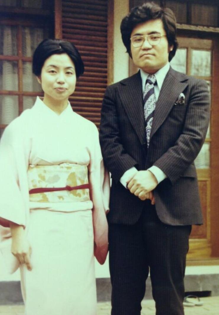 Marie Wada & Naomi Okada March, 1974