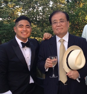 AUGUST, 2014   | Naomi Okada passes away, and Christopher N. Okada takes over as family head in real estate.