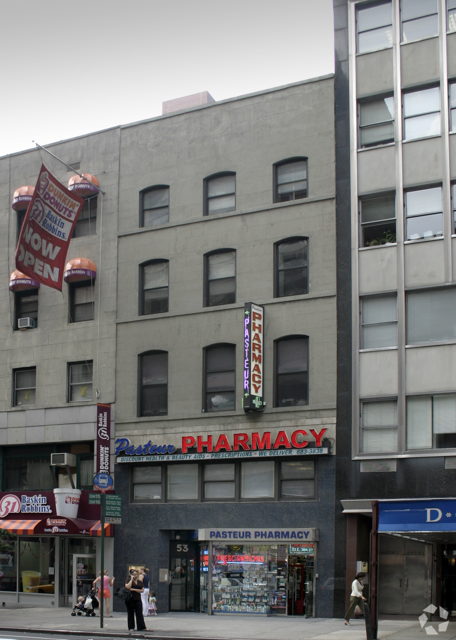 Multiple Tenants | 53 East 34th Street