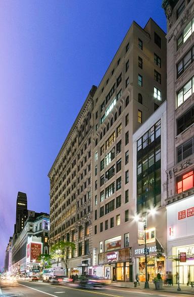 45 West 34th Street, NY, NY