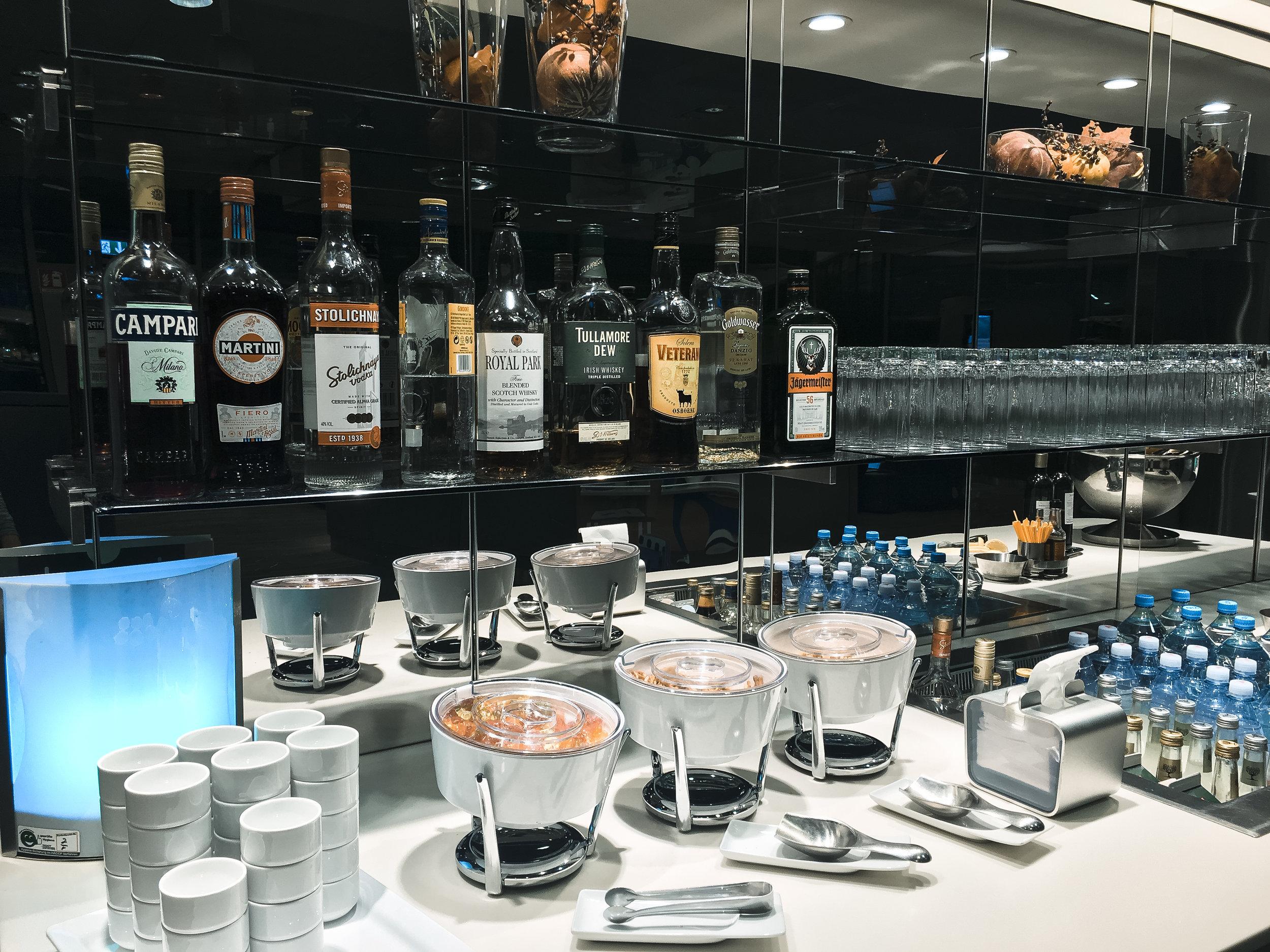 Frankfurt Lounge Alcohol