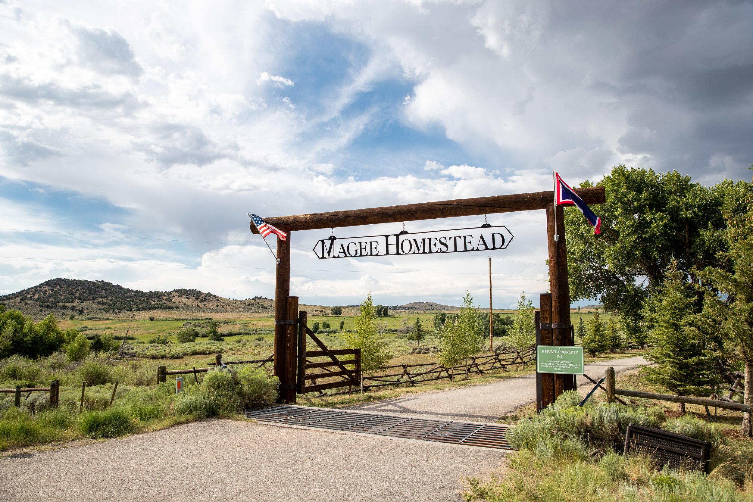 Magee Homestead at Brush Creek Ranch