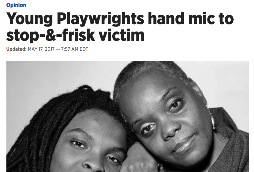 Extended Play - Stop and Frisk