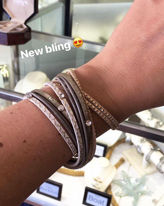 We're absolutely loving this new line! 😍 #burkesblings #burkesfinejewelers #springaccessories #musthaves