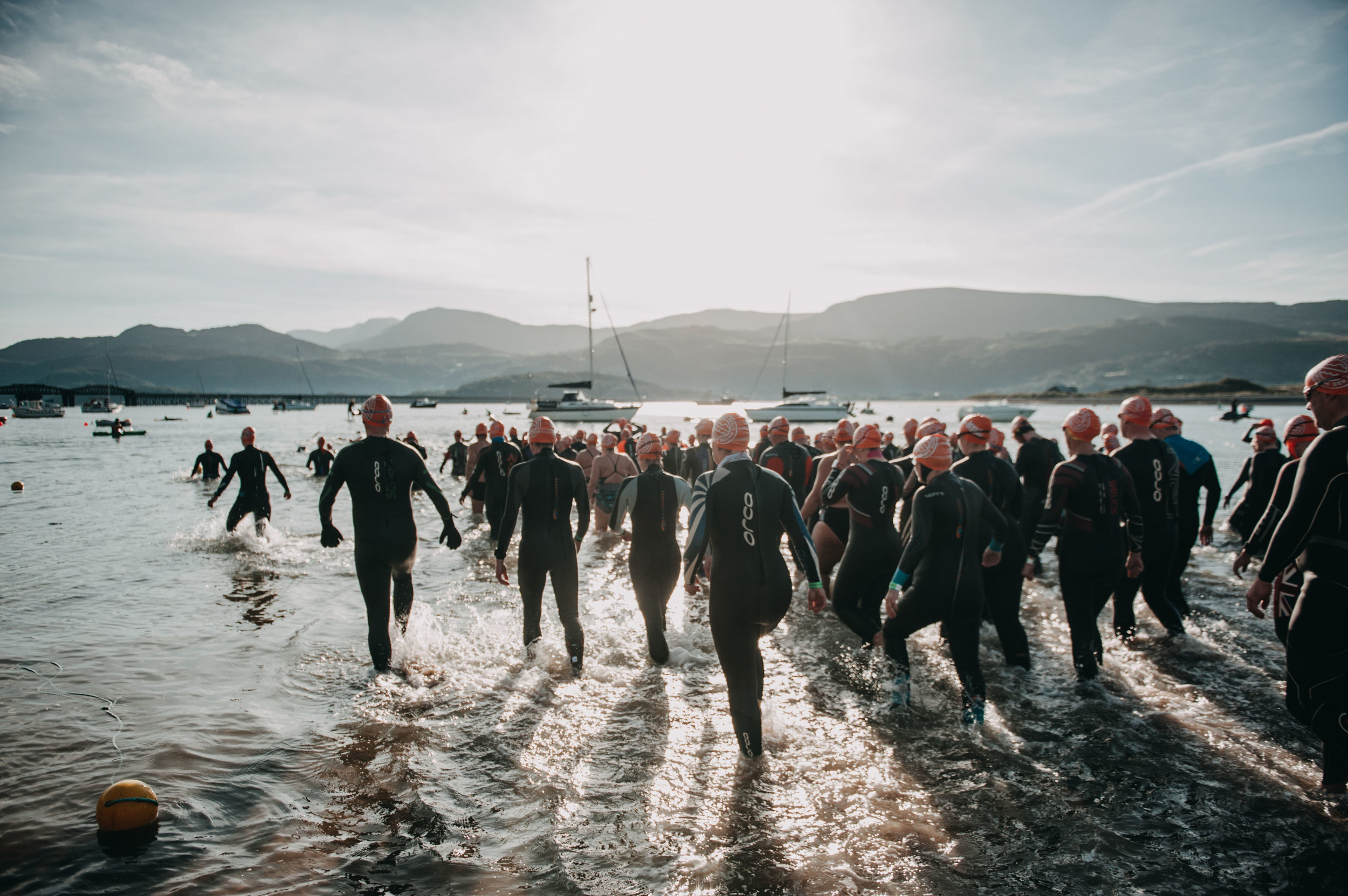 Photo by Jess Rose, the Outdoor Swimming Society