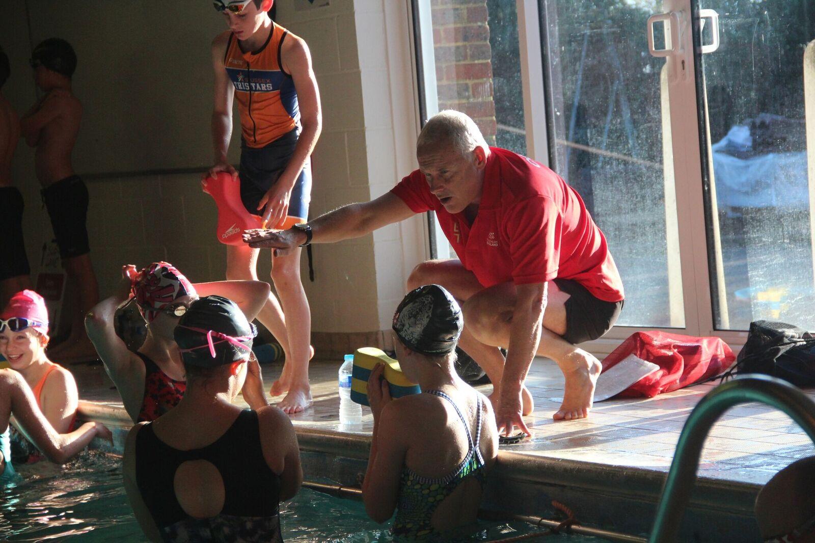 Seizing a coaching moment