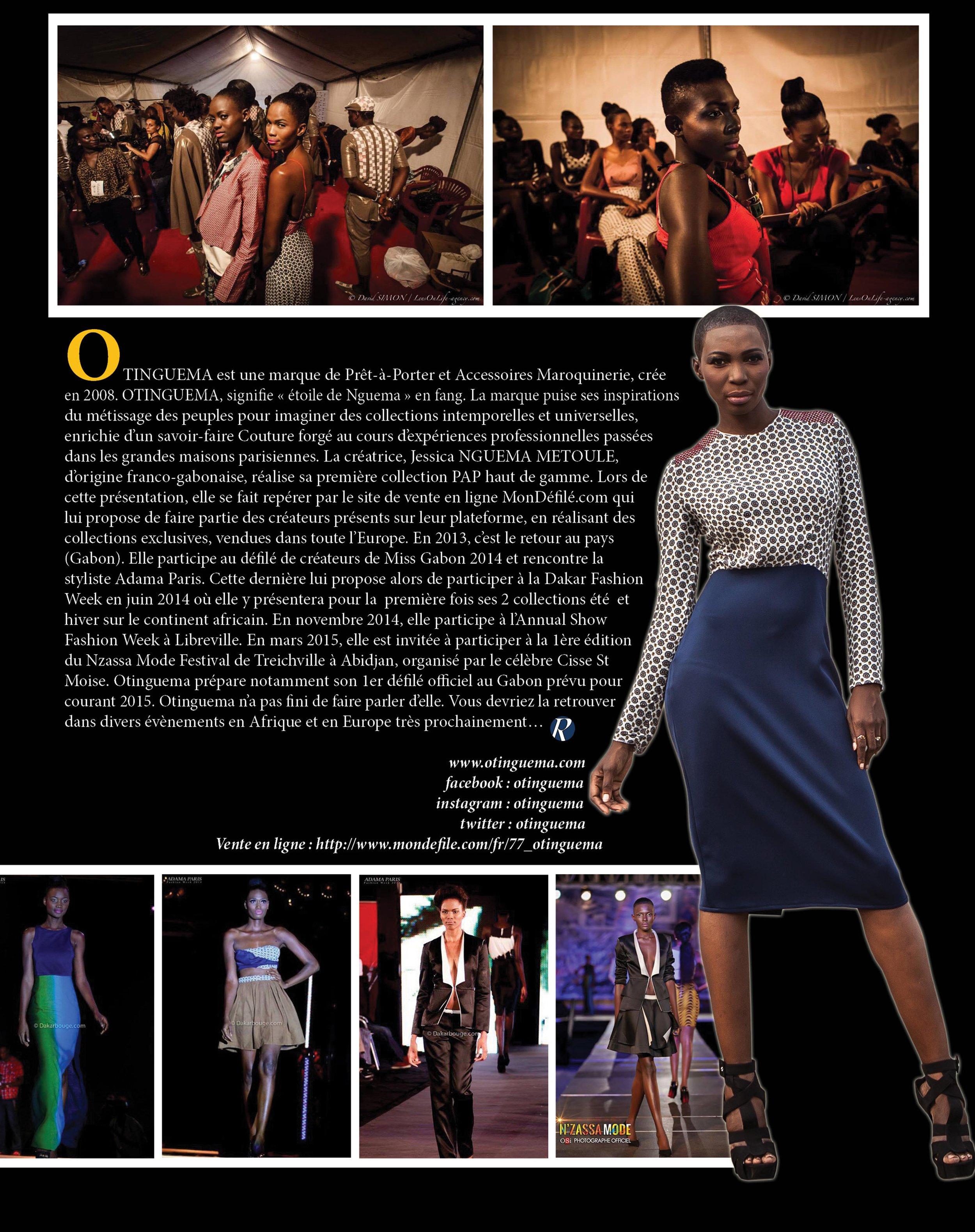 Rezo + Magazine - Apr. 15