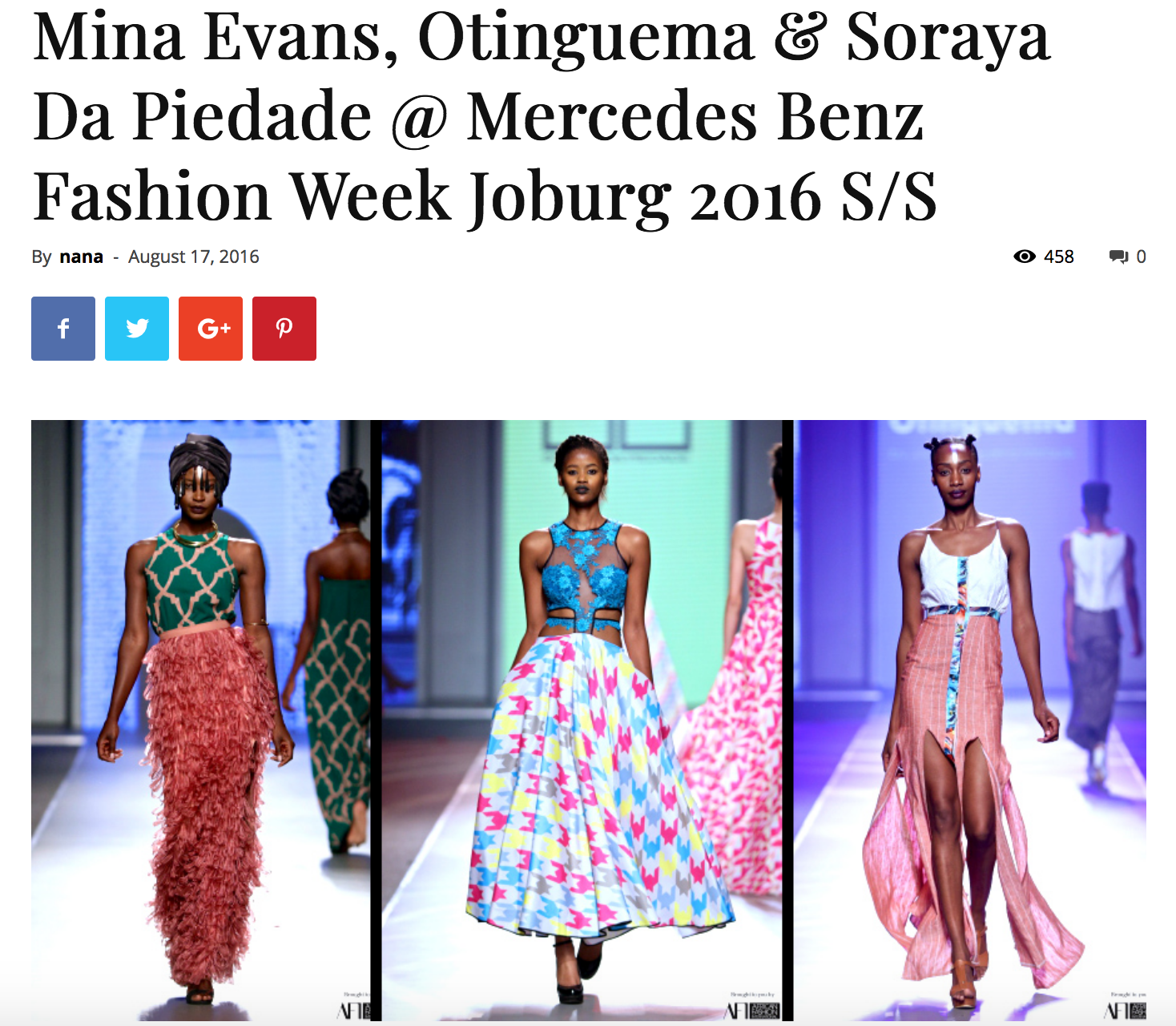Fashionghana.com - Aug. 16