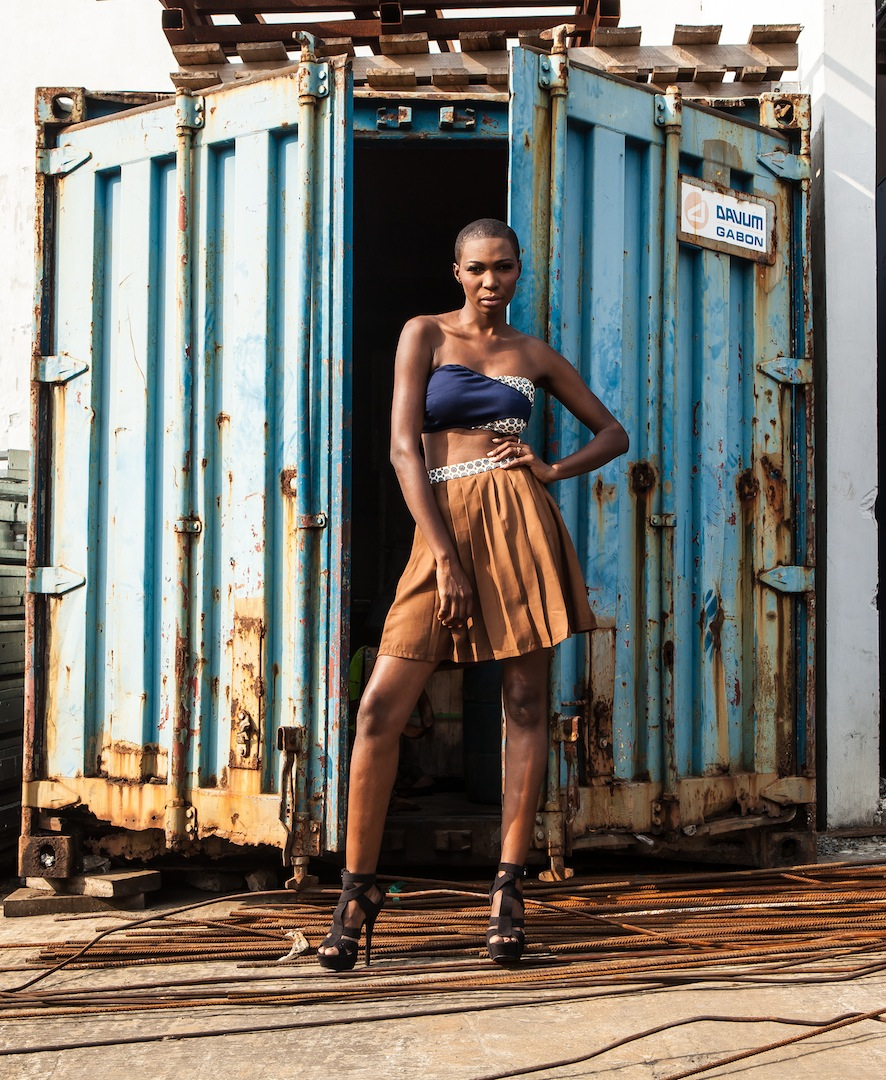 tanktop-mixedfabric-mosaic-print-silkjersey-silk-pleated-brown-skirt-container-africanfashion-summer-collection-2015.jpg