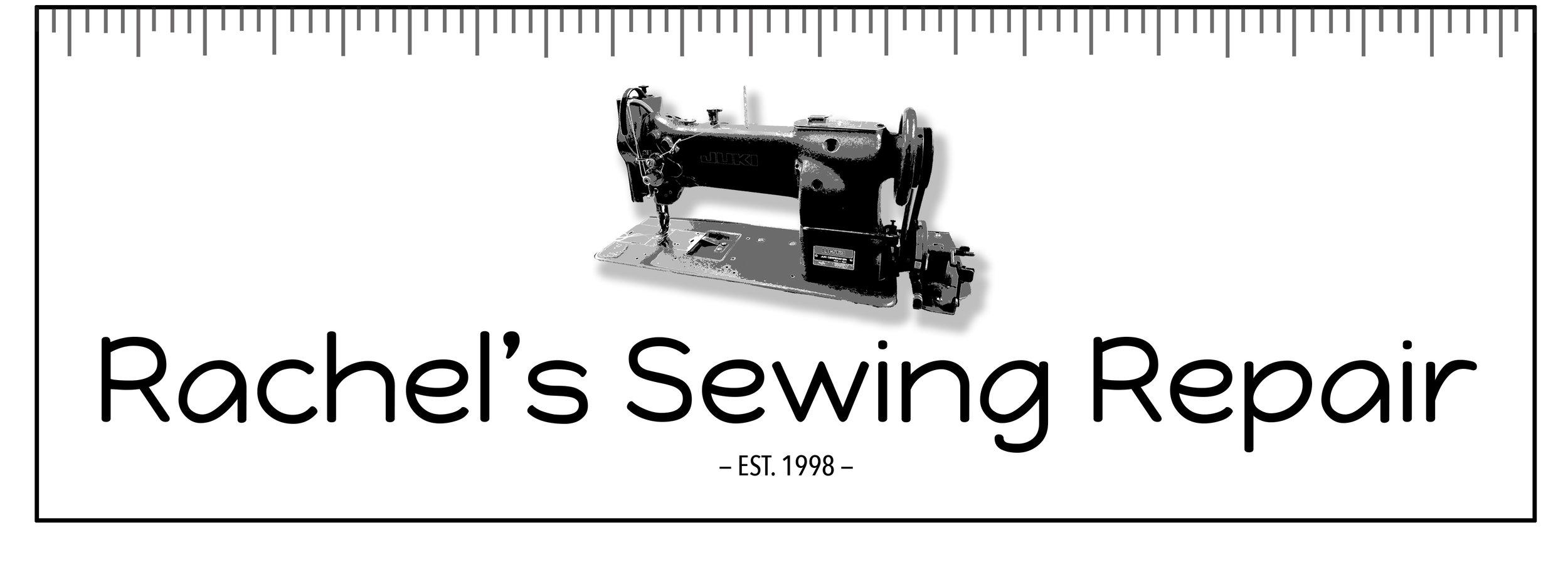 Rachel's Sewing Repair Website