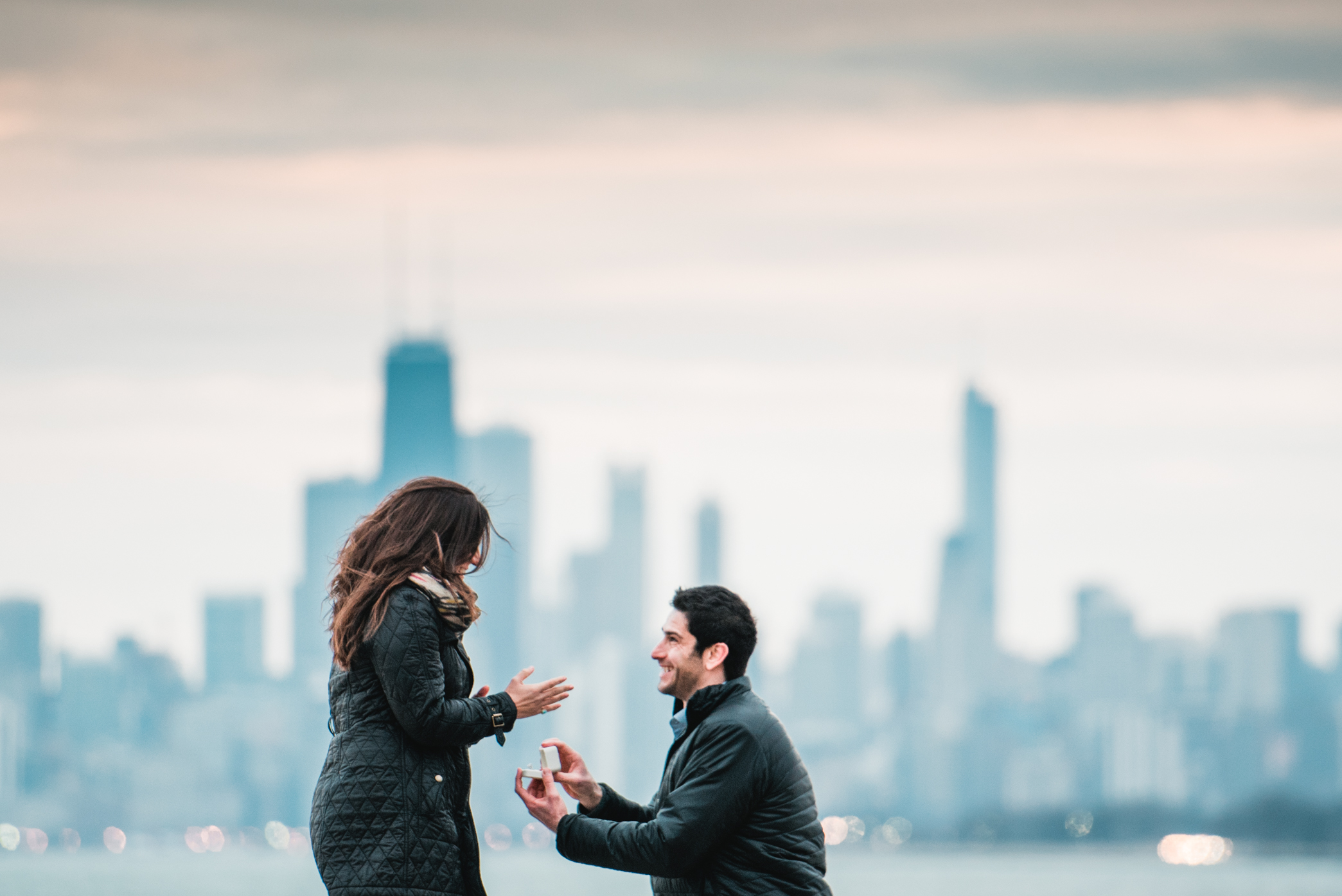 heather hackney photography chicago surprise proposal franny and josh montrose harbor--18.jpg
