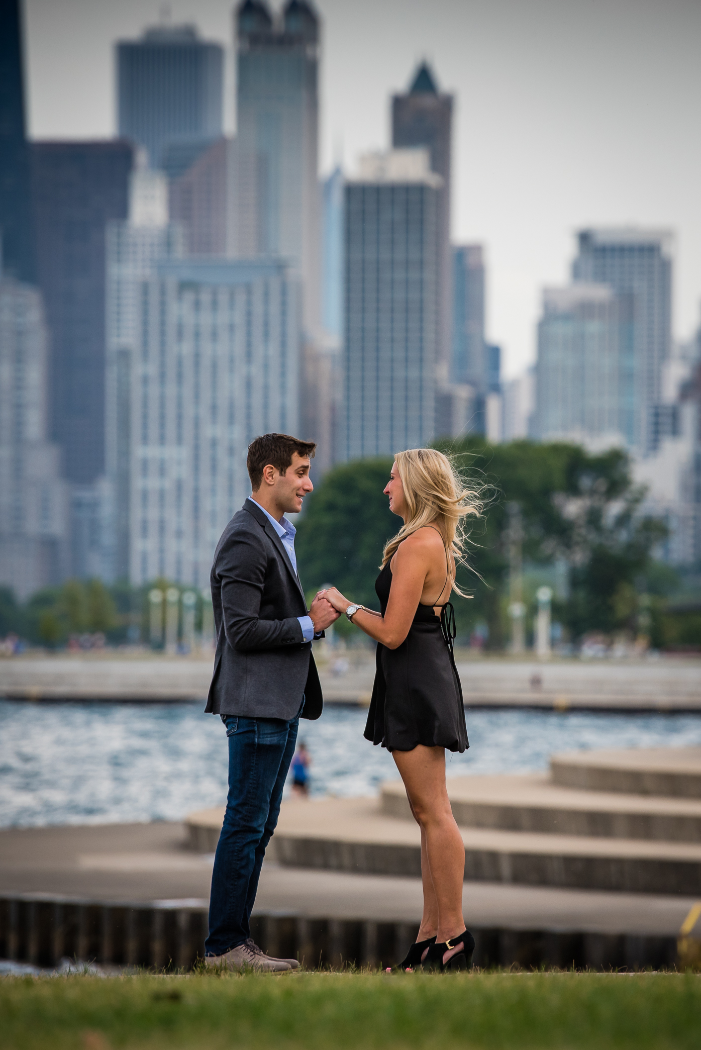 heather hackney photography www.heatherhackney.com chicago engagement chicago sunset proposal diversy harbor chicago family photographer-.jpg