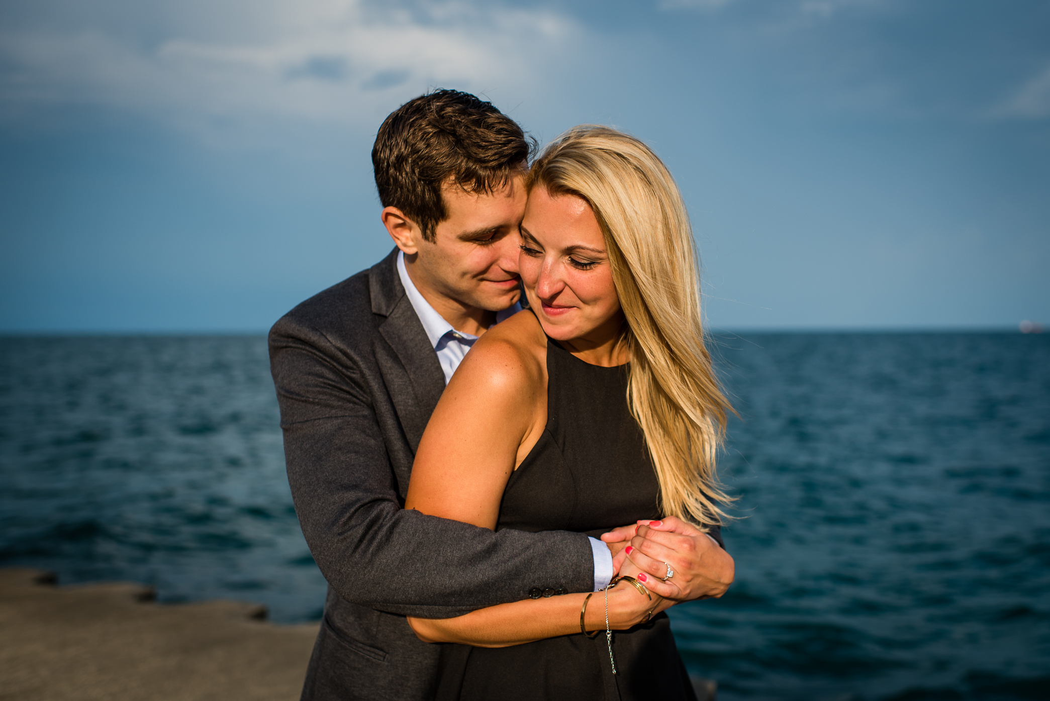 heather hackney photography www.heatherhackney.com chicago engagement chicago sunset proposal diversy harbor chicago--25.jpg