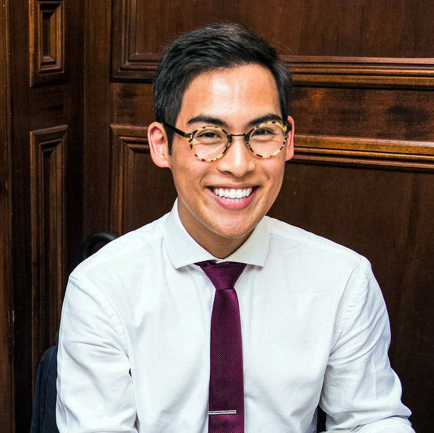 Jonathan Lee, Chief of Staff