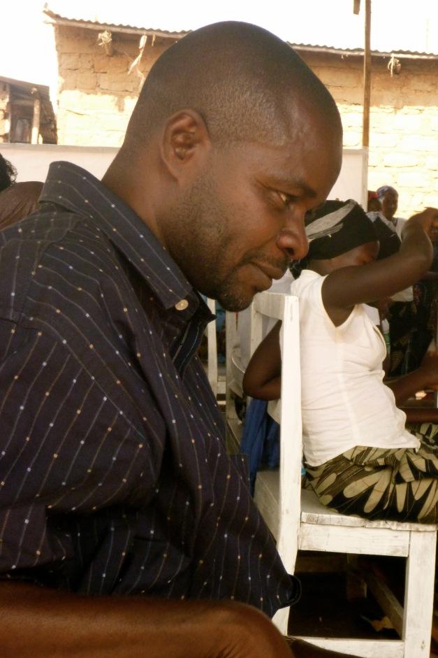Pastor Floribert Kazingufu