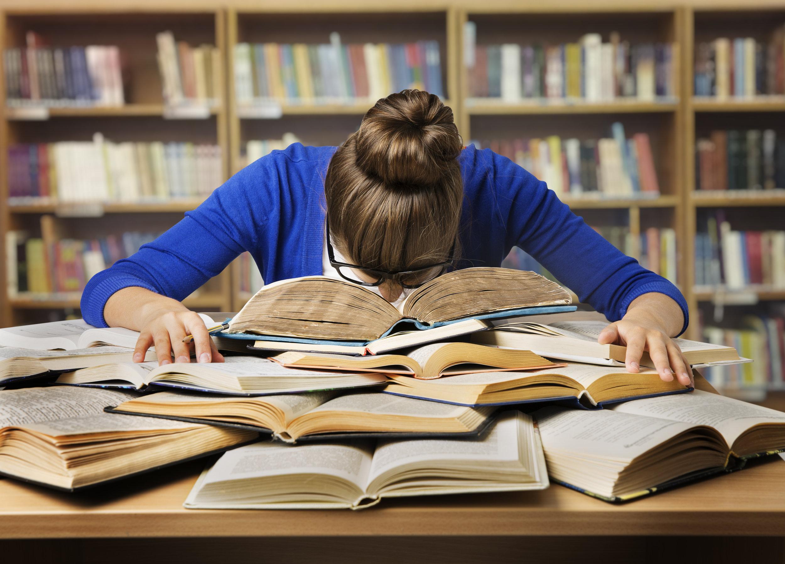 exam stress management
