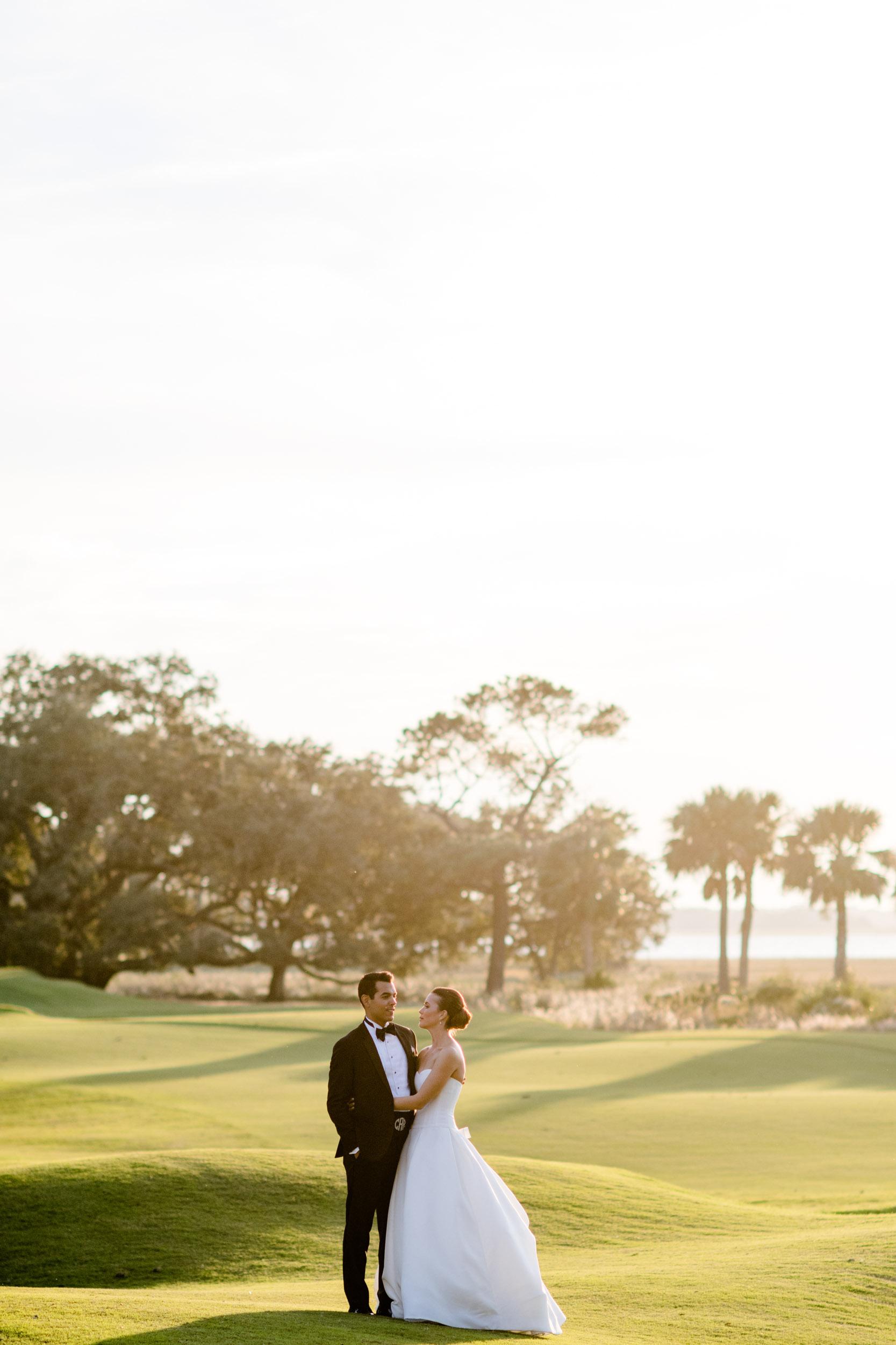 Kiawah Island Golf Resort Wedding Photos