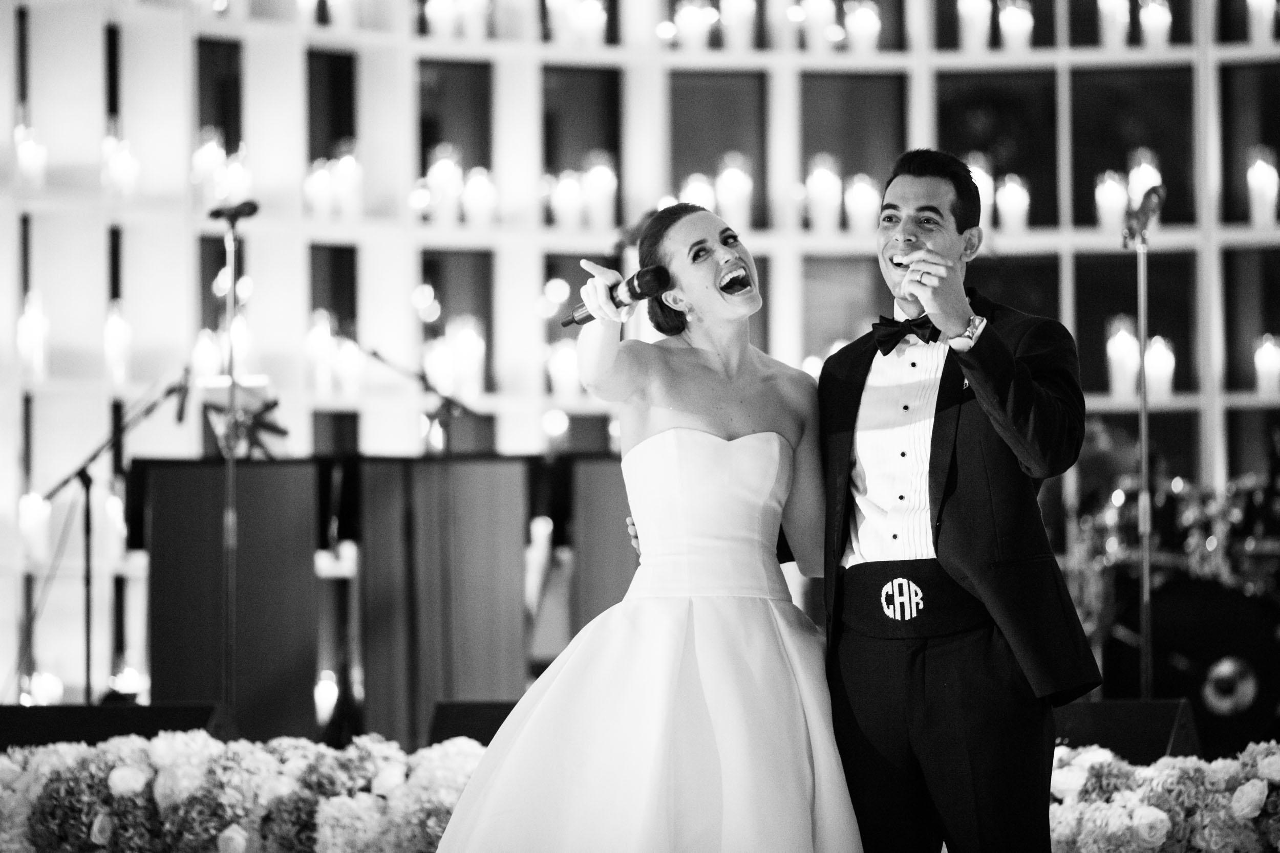 Documentary photo of a bride and groom at their Kiawah Island, South Carolina wedding.