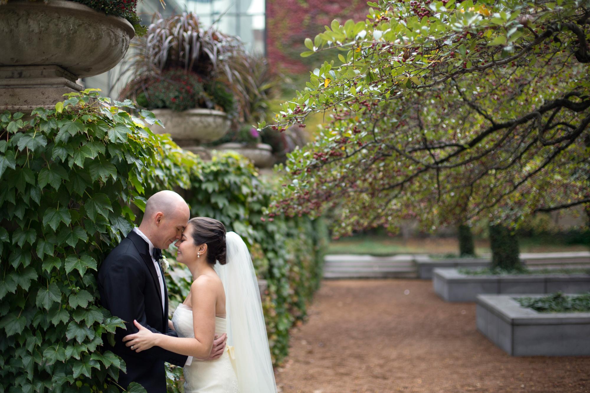 Chicago Adler Planetarium Wedding