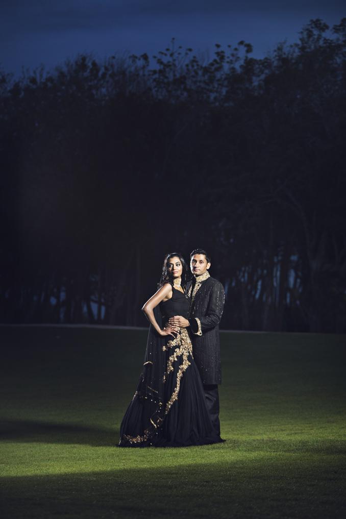 Editorial destination wedding photography in Mexico