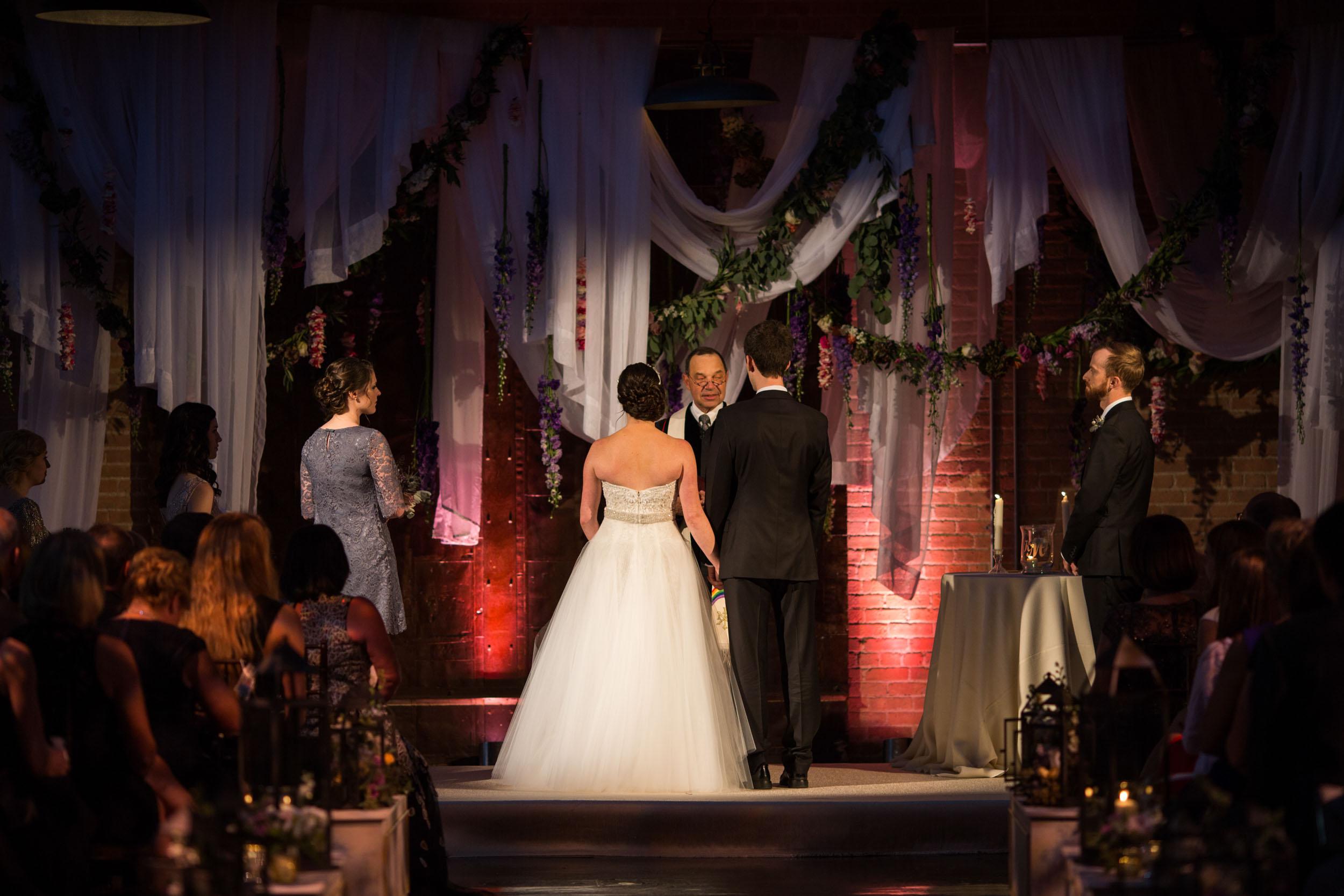 Morgan Manufacturing Wedding Chicago