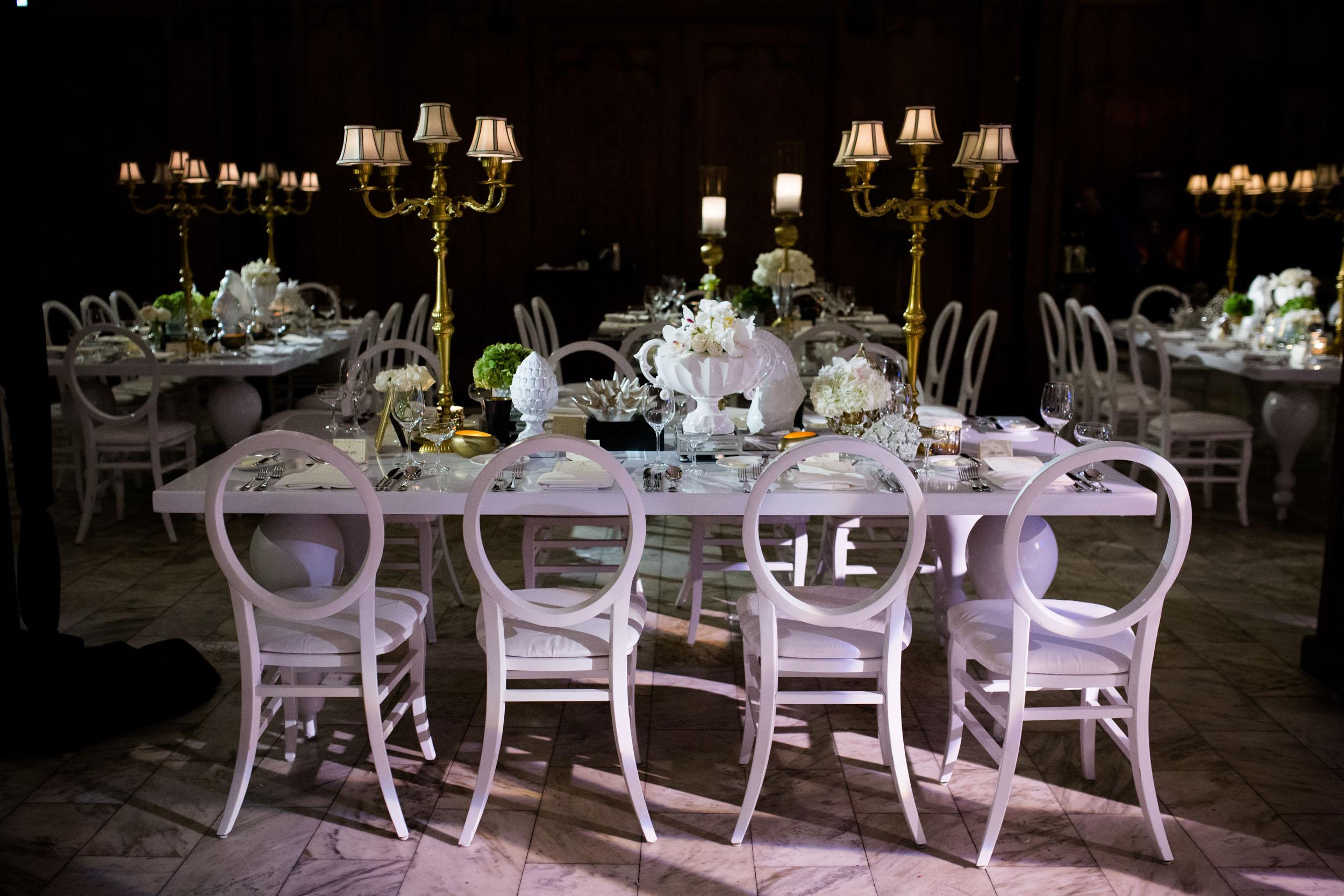 Chicago Athletic Association Wedding Reception