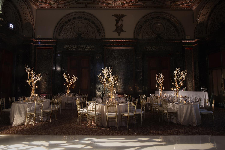 Chicago Cultural Wedding Reception