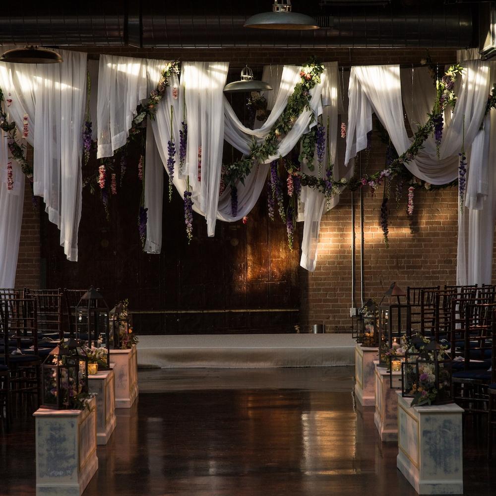 dreamy wedding in the west loop - morgan mfg