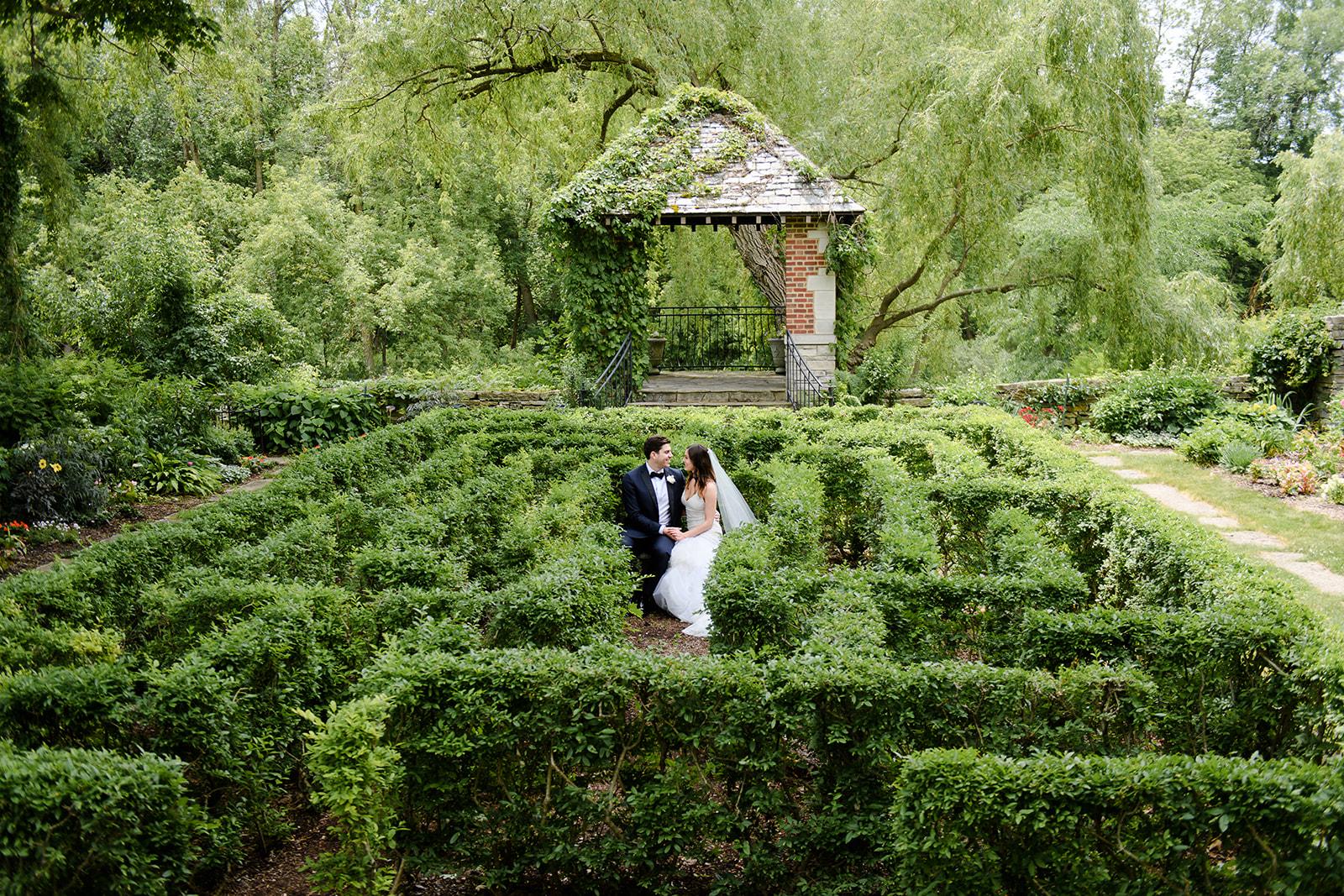 Kohler Wisconsin Wedding at Riverbend