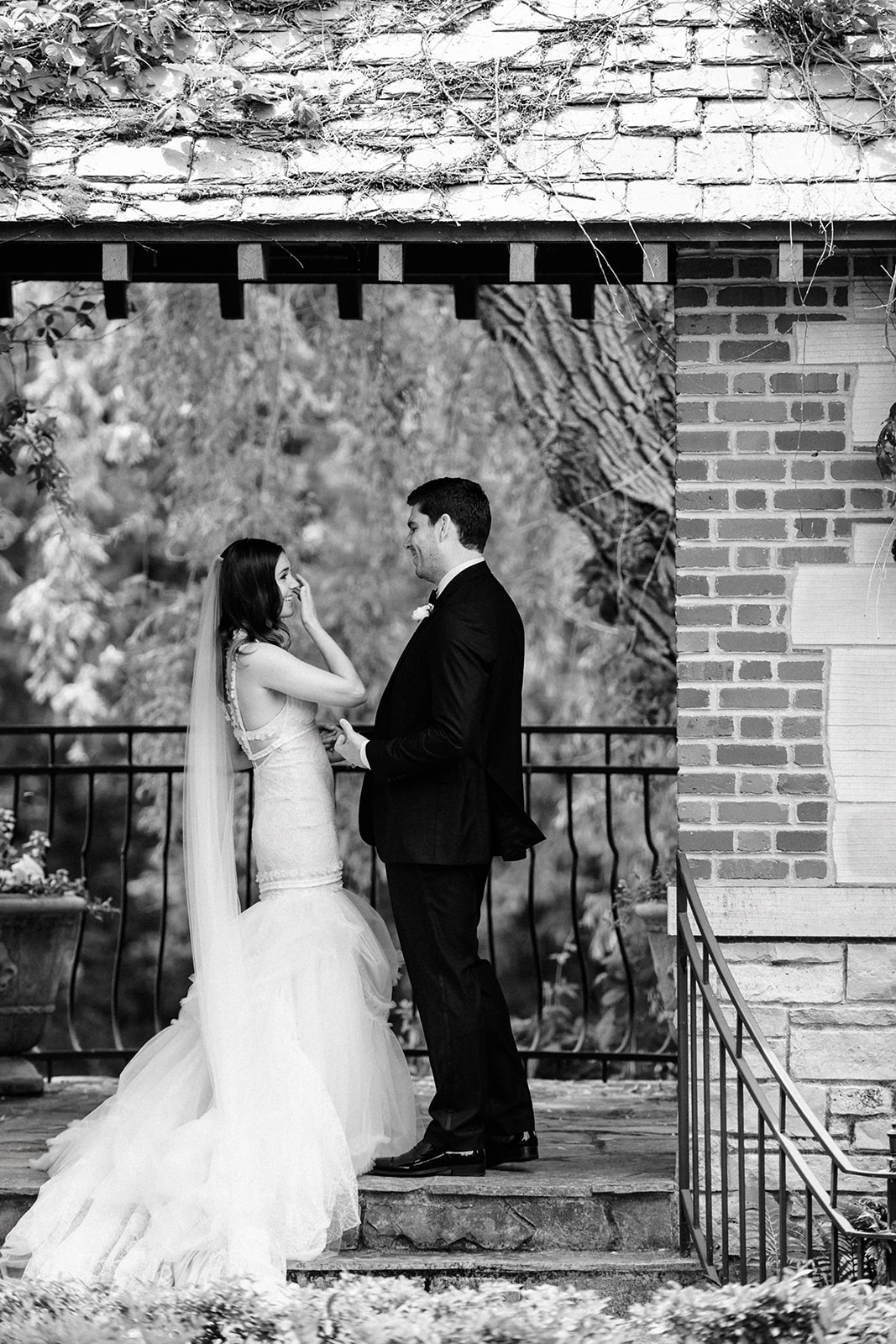 Wedding photojournalism at Riverbend in Wisconsin