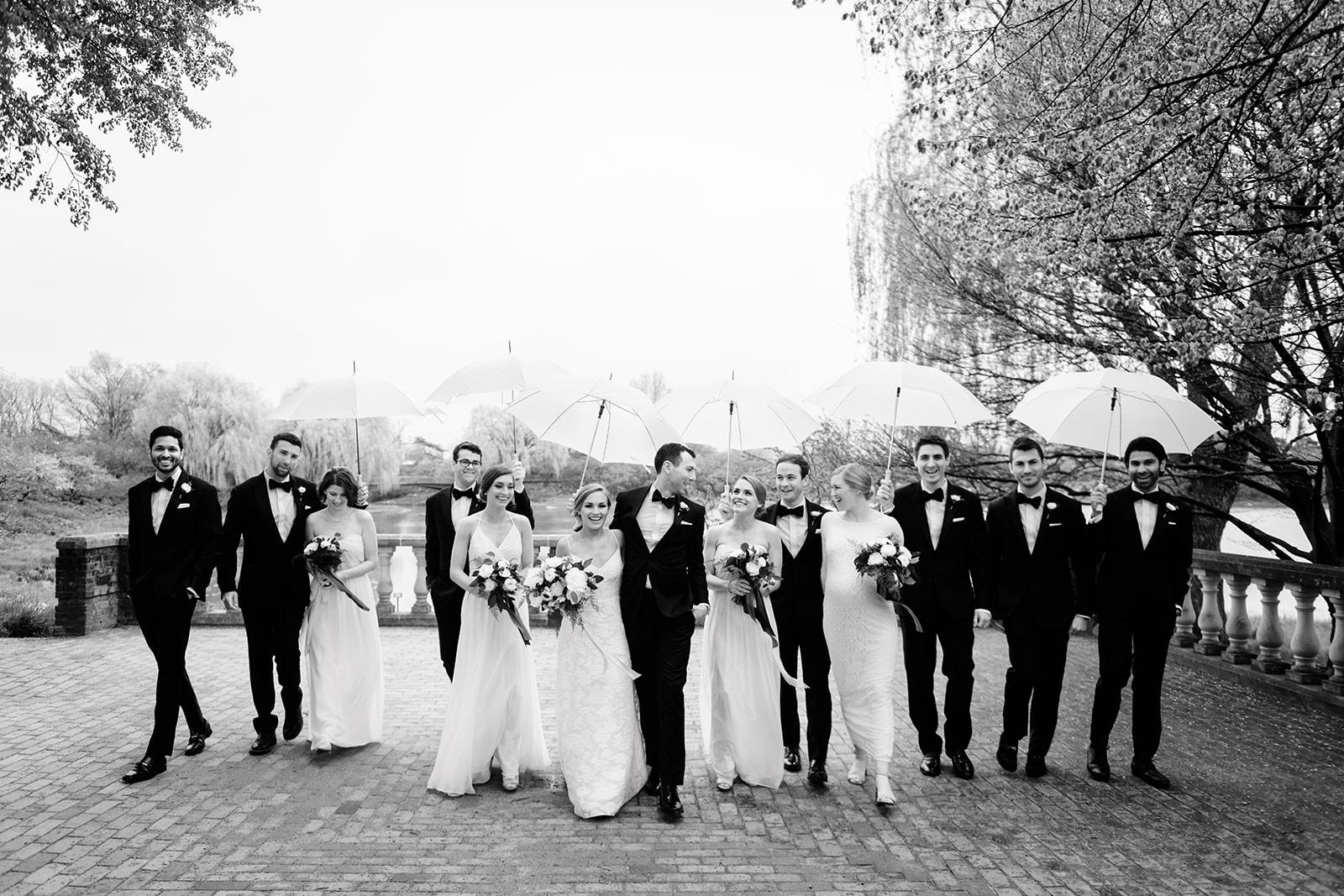 Botanic Garden Chicago Wedding