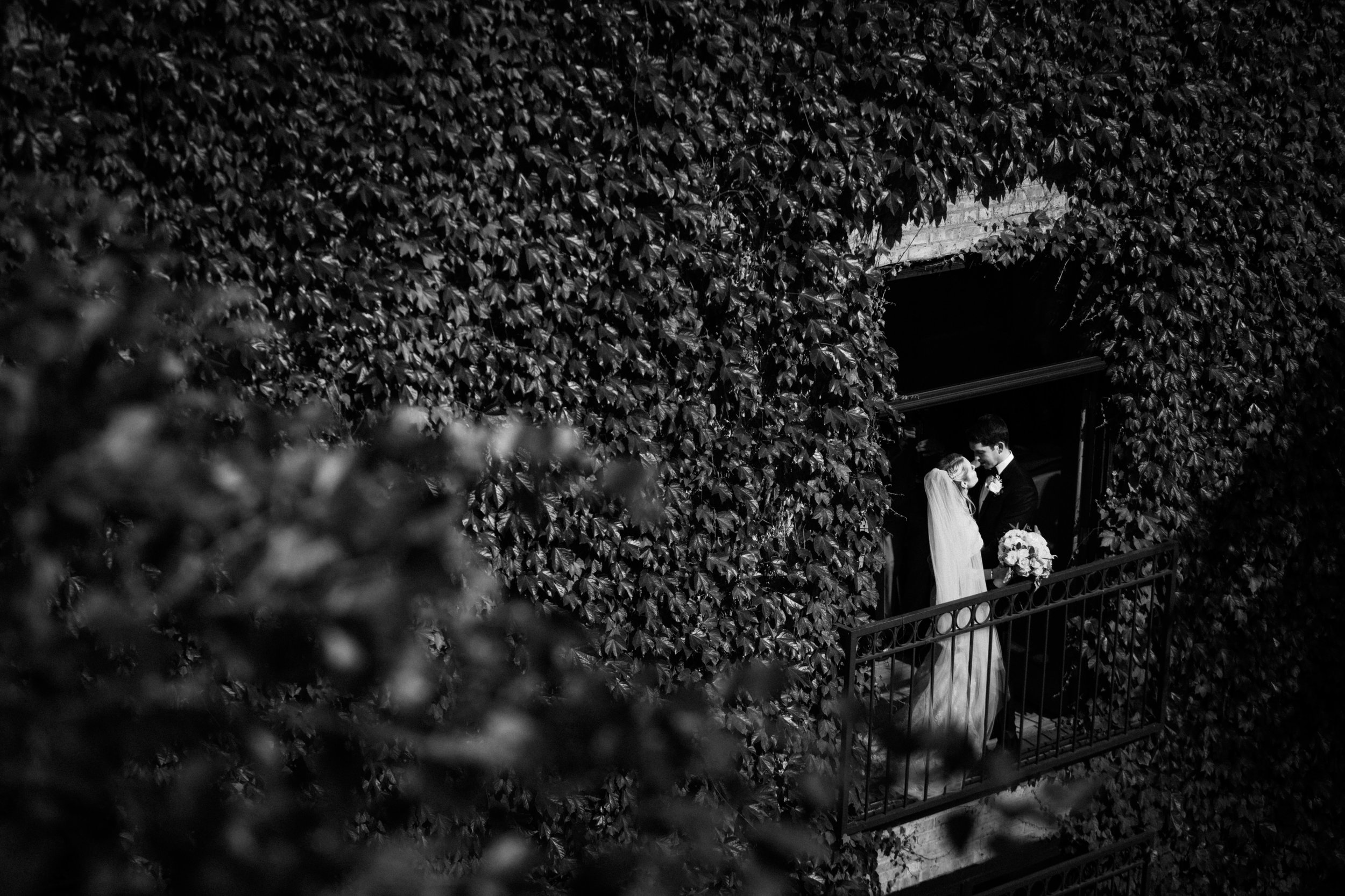 Ivy Room Wedding