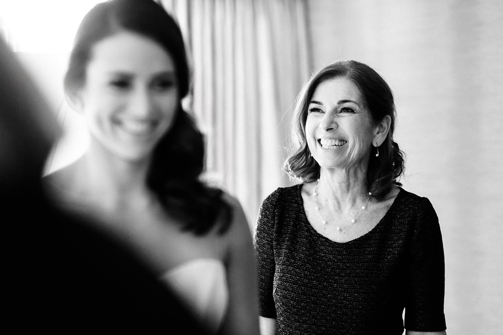Let's just talk about all the sweet moments between Margaret and her parents. These are the looks and emotions that we look for as we're documenting a wedding day.