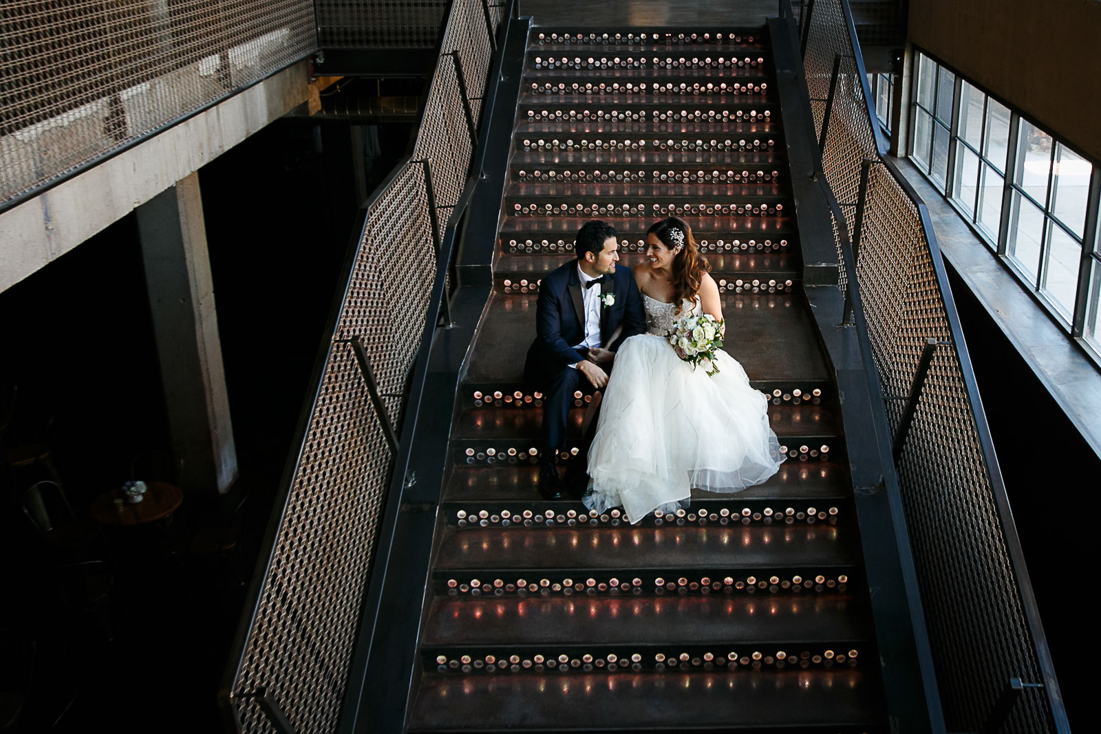 High end photography in Chicago for a Morgan Manufacturing Wedding.
