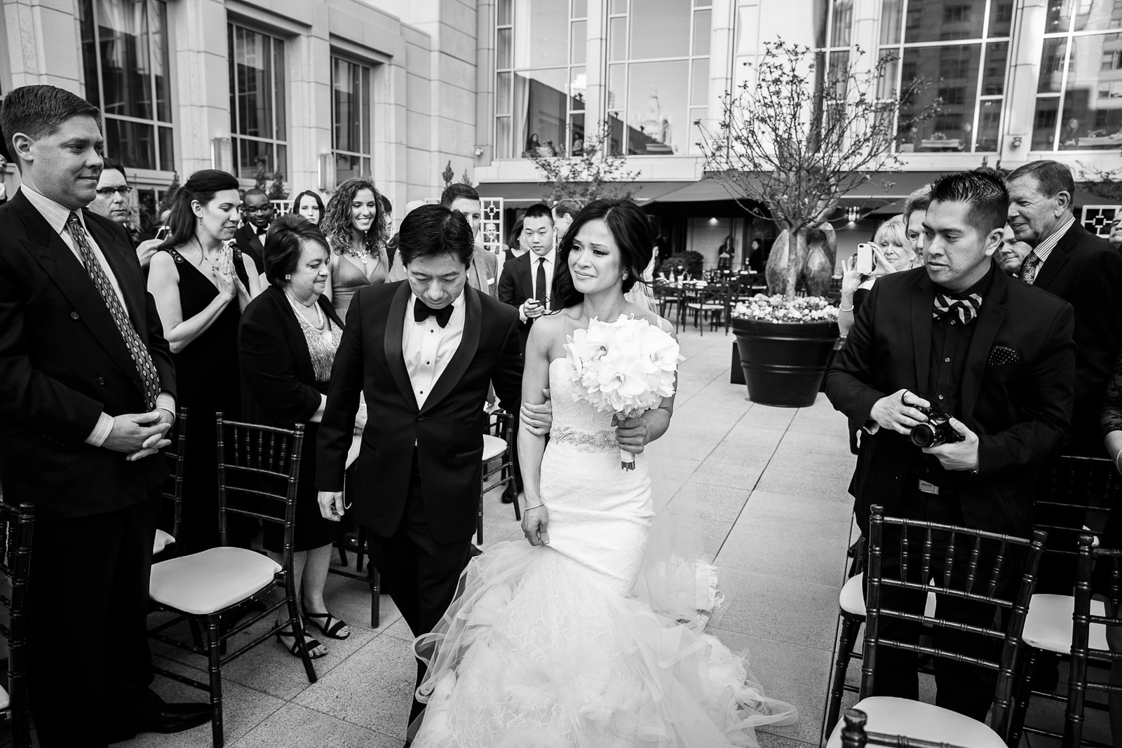 High end documentary wedding photography in Chicago.